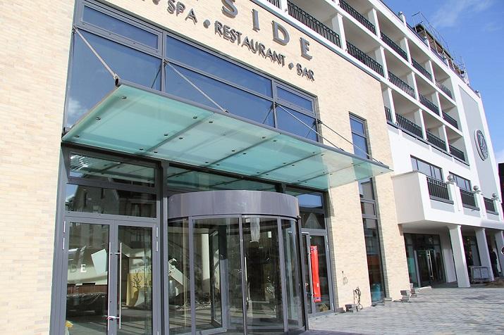 Bayside hotel das neue designhotel an der ostsee wohn for Design hotel ostsee