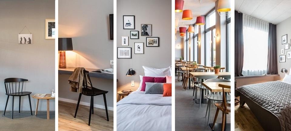 Bold Hotel: Deluxe Zimmer und Einrichtungen in München Bold Hotel Deluxe Zimmer und Einrichtungen in M  nchen 00