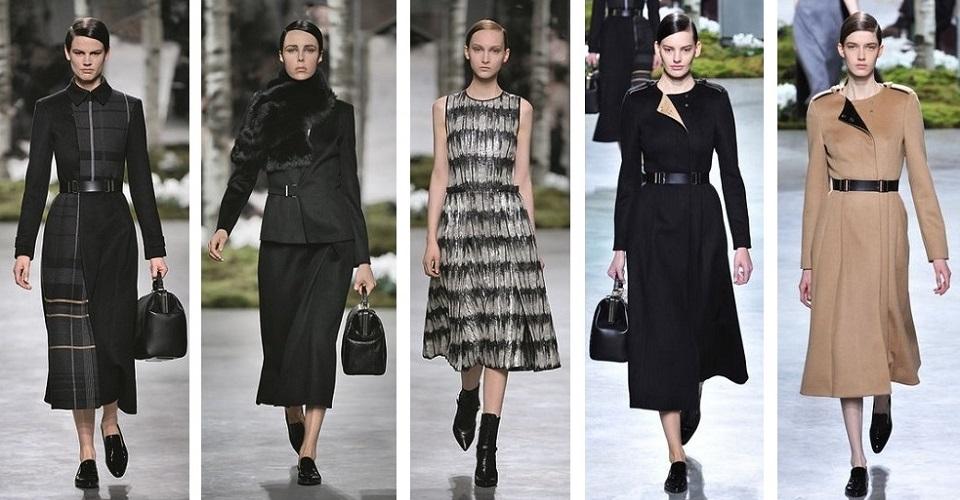 """""""Auf der Fashion Week in New York überzeugt Hugo Boss wieder mit einer umwerfenden Herbst Winter Kollektion 2014/15."""""""