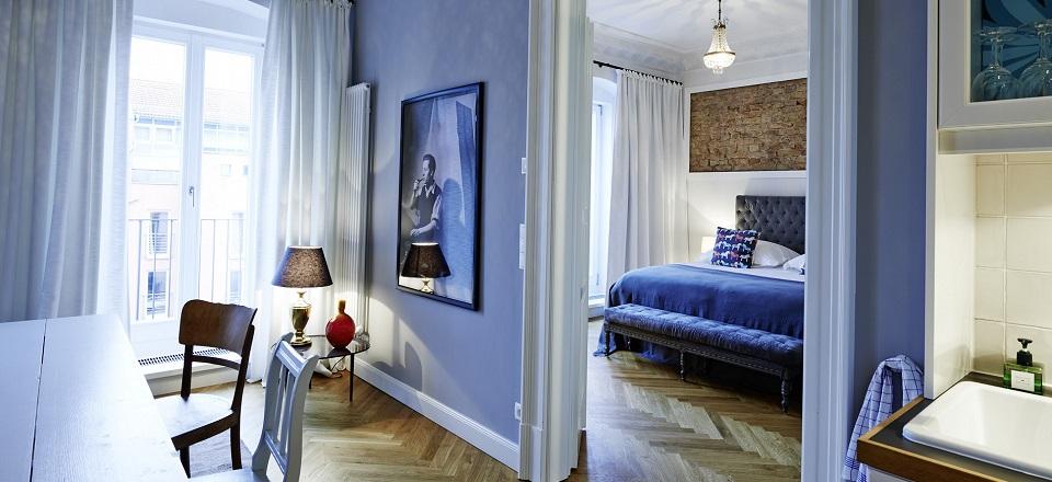luxus penth user in berlin gorki apartments wohn designtrend. Black Bedroom Furniture Sets. Home Design Ideas