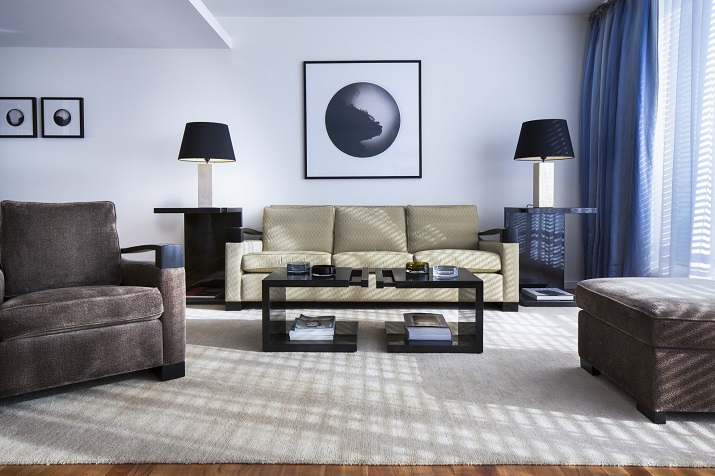 Das luxuri se mandala hotel in berlin wohn designtrend for Trendige hotels berlin