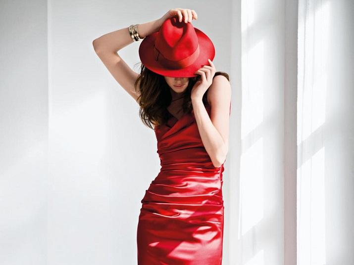 """""""Mode-Signal: Rottöne werden pur gemixt. Mit der Signalfarbe Rot sind Sie nicht nur der absolute Hingucker, sondern modisch up to date!""""  Shopping: Mode & Dekoration Trendfarben Rot Shopping Mode Dekoration Trendfarben Rot 07"""