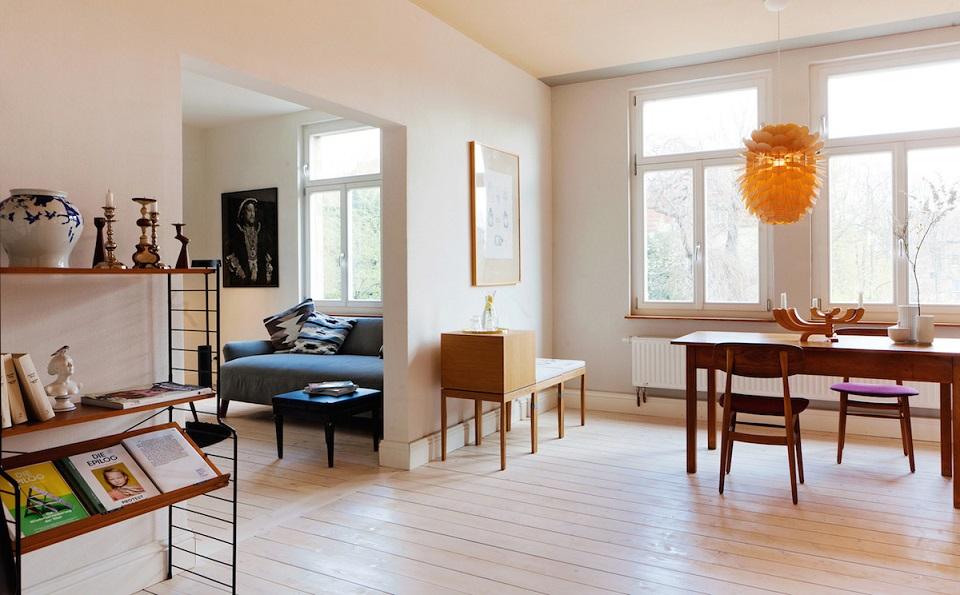 """""""Design Apartments Weimar ist ein Projekt von Mark Pohl. Es ist in Weimar, Deutschland."""""""