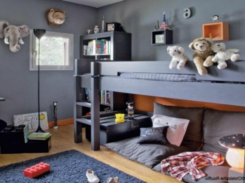 Interessante-Vorschläge-für-Bett-Design-3  Interessante Kinderschlafzimmer Interessante Vorschl  ge f  r Bett Design 3