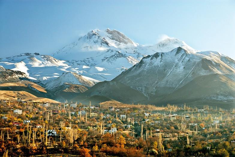 Mt-Erciyes  Die besten Reiseziele für den Winter Mt Erciyes