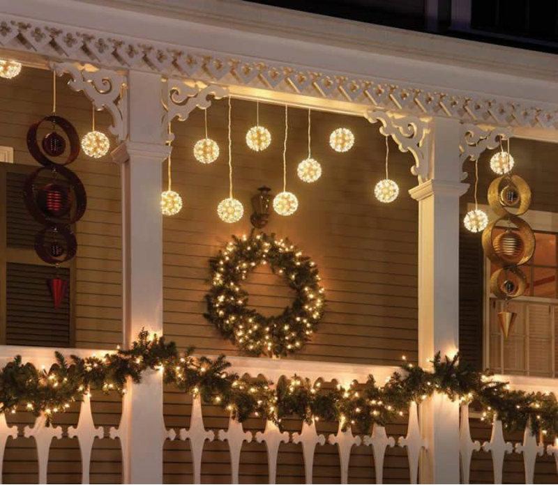Wohn-home-design-weichnachten-Ideen-balkon  Anleitung: Weihnachtsdeko für Balkon Wohn home design weichnachten Ideen balkon