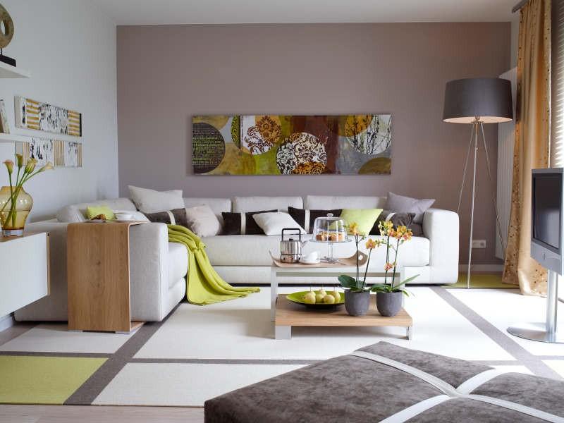 Streichen Wohnzimmer Ideen: Wände streichen ideen für jeden raum ...