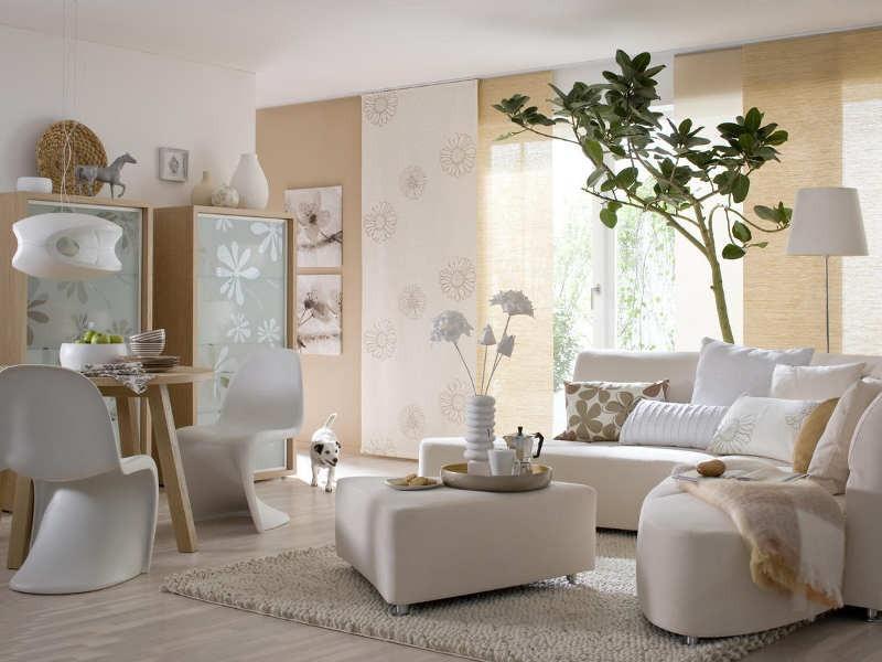 deko wohnzimmer weiss ? marauders.info - Wohnzimmer Deko Design