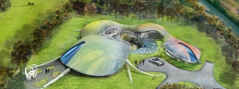 futuristische-hauser-3-architektur-wohned-design-trend  Die seltsame Architektur: futuristische Häuser futuristische hauser 3 architektur wohned design trend