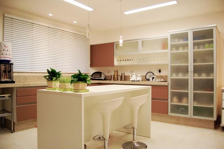 Küchen Wohn Designtrend