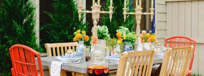 Originale Sessel für den Außenbereich Rest wohnen design trend 2