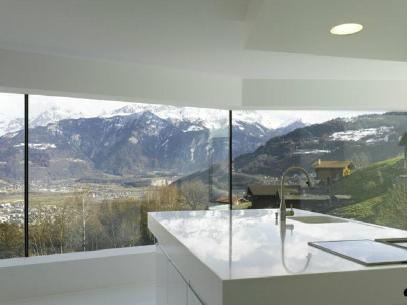 Ferienhäuser in der Schweiz  Ferienhäuser in der Schweiz 2015 wohn design Schweiz Ferienhaus Natur