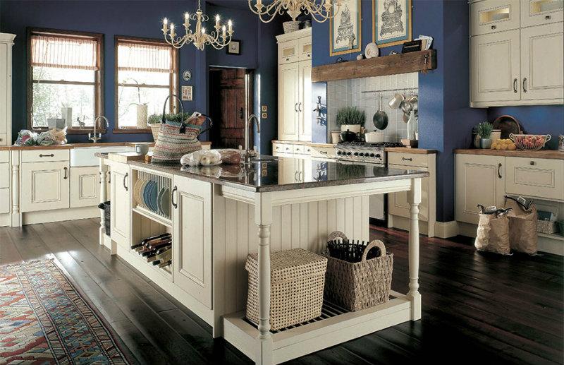 Ihre ideale Küchenstil  Ihr idealer Küchenstil Wohn design trend moderne Kuche