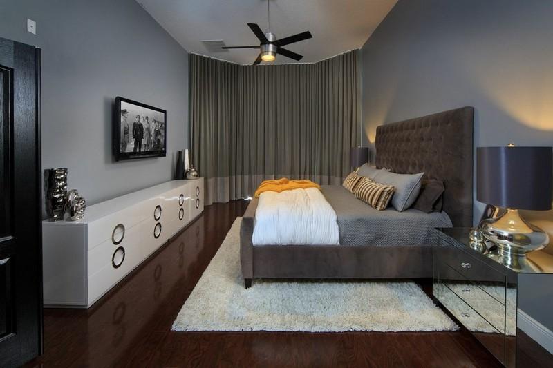 50 shades of grey deko ideen f r ihre wohnung wohn. Black Bedroom Furniture Sets. Home Design Ideas