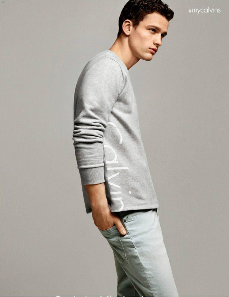 kendall-jenner-my-calvins-campaign-06  Das Gesicht der neuen Calvin Klein Denim-Linie #mycalvins kendall jenner my calvins campaign 06