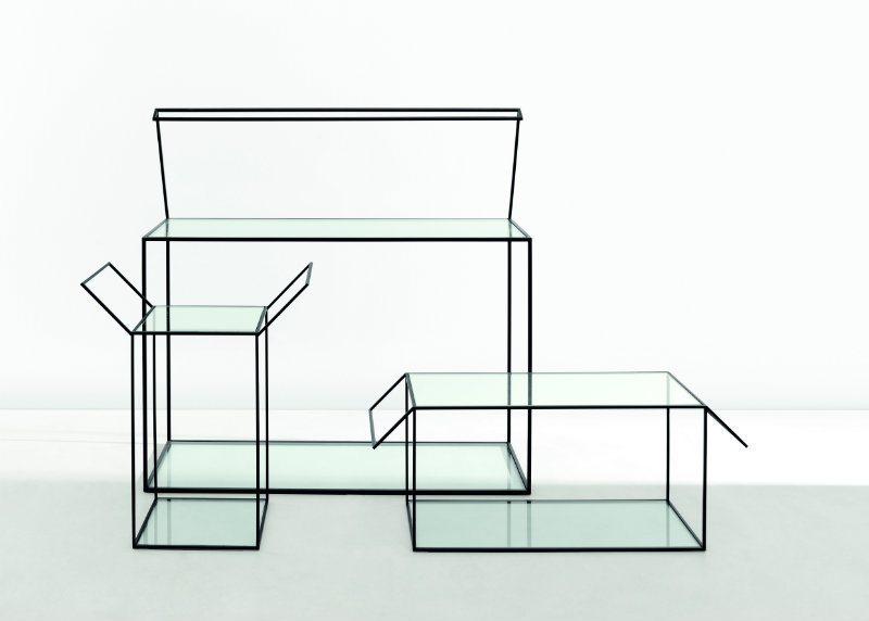 Ron Gilad 1  Milan Design Week 2015: Top Designers die Sie nicht verpassen können INSPIRATIONS S12 ESSENTIEL MINIUM Ron Gilad MOLTENI 35tavolino 60consolle credit DR
