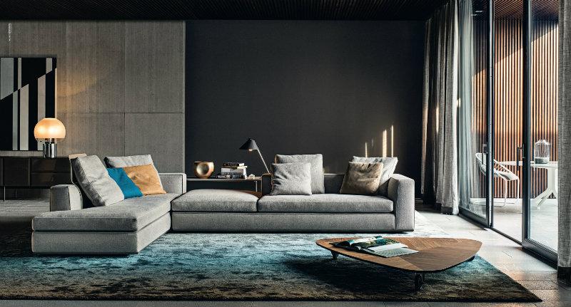 Milan Design Week 2015: Top 5 Marken Minotti Milan Design Week 1