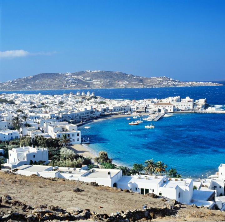 Top 8 Luxusreisen  TOP 8 LUXUSREISEN Griechenland