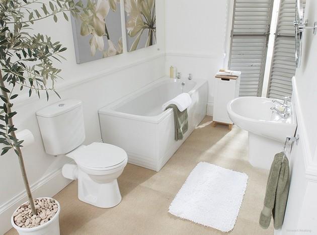 Badezimmer Ideen  BADEZIMMER DEKOR IDEEN WDI small bathrooms