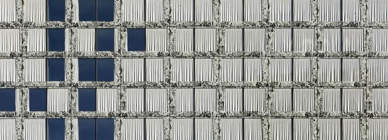 Allianz Gebäude in Zürich von Wiel Arets Allianz Geb  ude in Z  rich von Wiel Arets fassade