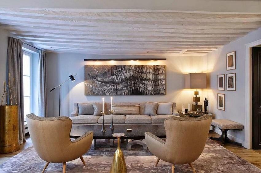 1-Jean-Louis-Deniot-mid-century-modern-living-room-design1  Projekte von Jean-Louis Deniot 1 Jean Louis Deniot mid century modern living room design1