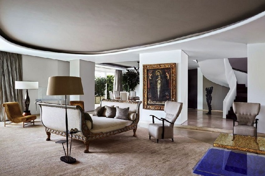 10-Jean-Louis-Deniot-contemporary-living-area-designed-by-the-french-designer-Deniot-luxury-and-elegance  Projekte von Jean-Louis Deniot 10 Jean Louis Deniot contemporary living area designed by the french designer Deniot luxury and elegance