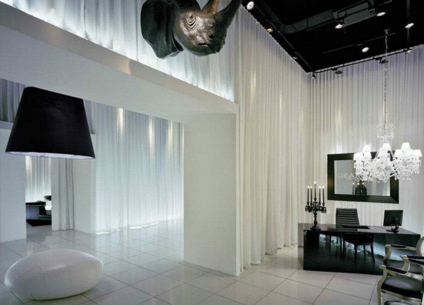 Hospitality Design für Yoo Hotel und Residenz Weltweites Projekt