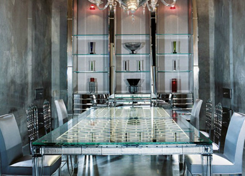 Philippe-Starck-Maison-Baccarat-Moscow  Unkonventionelle Orte – von Philippe Starck Philippe Starck Maison Baccarat Moscow