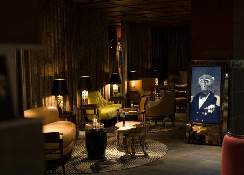 Philippe-Starck-SLS-store-Beverly-Hills  Unkonventionelle Orte – von Philippe Starck Philippe Starck SLS store Beverly Hills