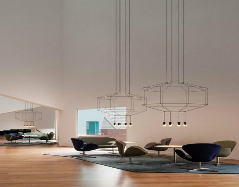 TOP-10-MODERN-SUSPENSION-LAMPS-Wireflow-3D-Octagonal-Pendant-Light  Top 10 moderne Hängelampen TOP 50 MODERN SUSPENSION LAMPS Wireflow 3D Octagonal Pendant Light