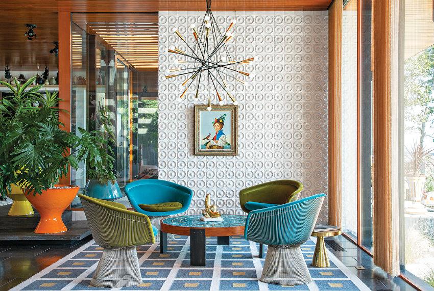 10 Wohnprojekte von Jonathan Adler Jonathan Adler 10 Wohnprojekte von Jonathan Adler adler doonan sitting room