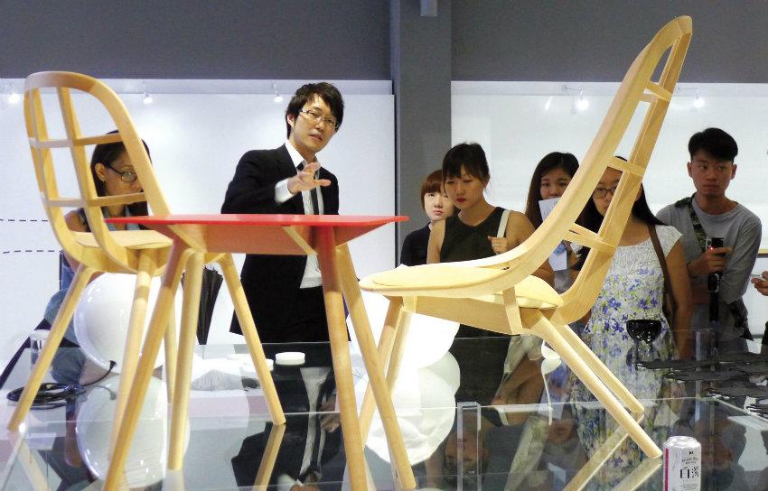 Manga Stühle von Neno auf der Isalone Messe 2016 manga stühle Manga Stühle von Neno auf der Isalone Messe 2016 20346828