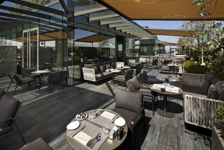 29MeMilan-RadioBreakfastTerrace IL DUCA IL DUCA Design Hotel - ein luxus Wochenende in Mailand 29MeMilan RadioBreakfastTerrace