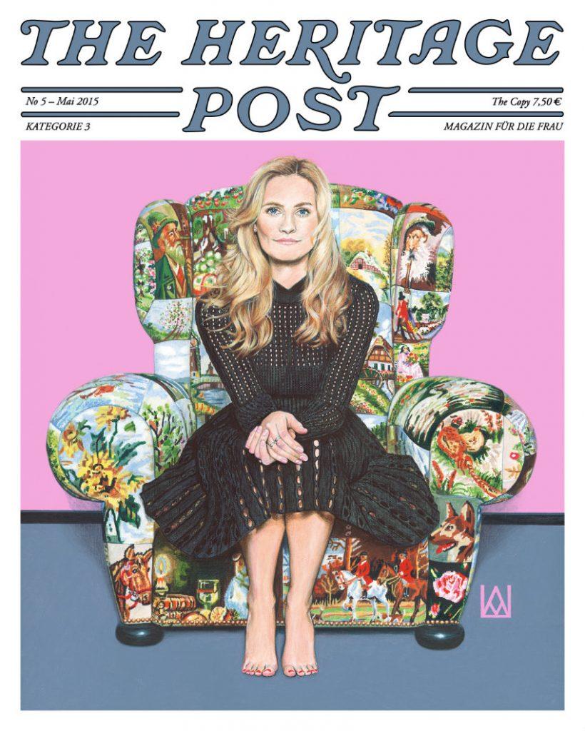 Die brandneue Design Zeitschrift The Interior Post