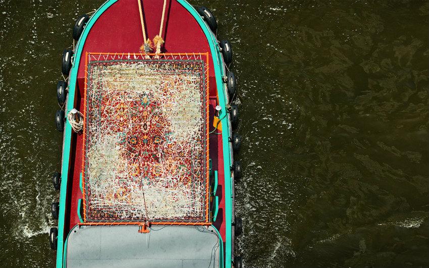 Jan Kath Teppiche – eine Reise um die Welt Jan Kath Teppiche Jan Kath Teppiche – eine Reise um die Welt slide 01