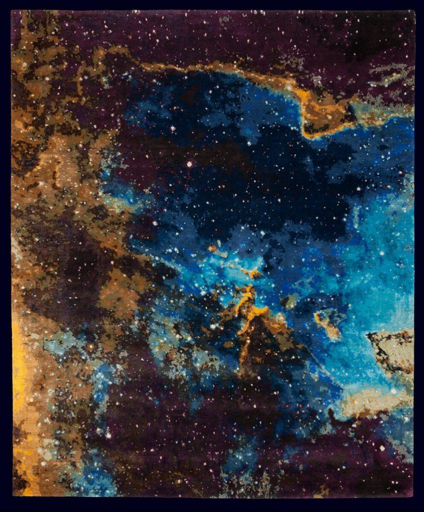 Jan Kath Teppiche – eine Reise um die Welt Jan Kath Teppiche Jan Kath Teppiche – eine Reise um die Welt spacecrafted carpet 07