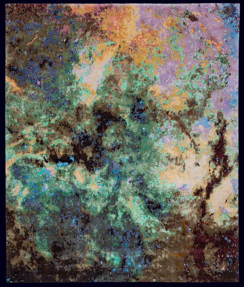 Jan Kath Teppiche – eine Reise um die Welt Jan Kath Teppiche Jan Kath Teppiche – eine Reise um die Welt spacecrafted carpet 08