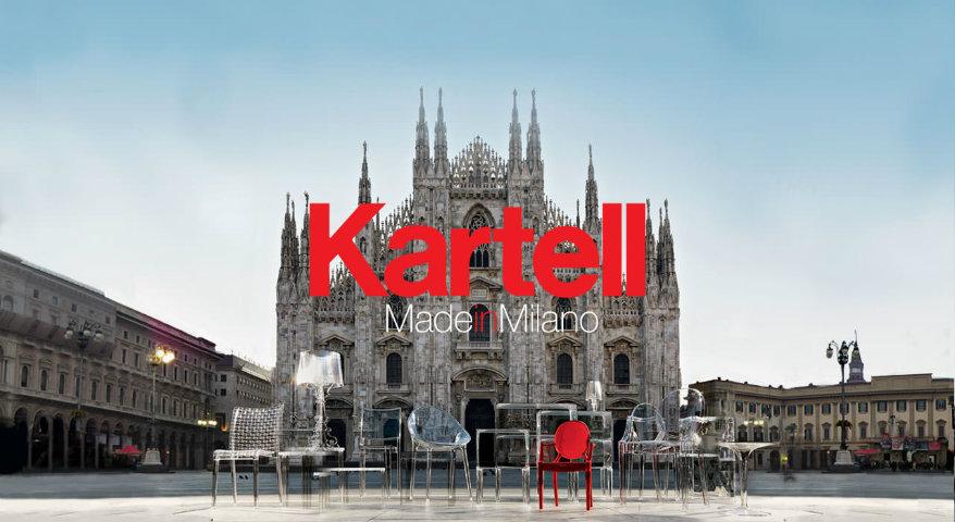Ein Gespräch mit Kartell in der Salone del Mobile Messe 2016