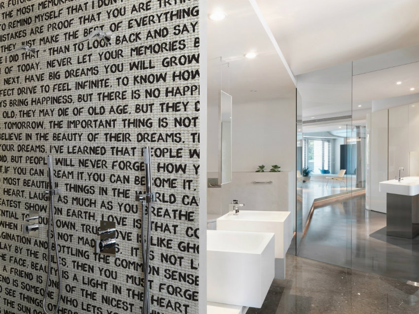 Tapeten im Badezimmer Super Idee Tapeten im Badezimmer Tapeten im Badezimmer? Super Idee Tapeten im Badezimmer Super Idee 6
