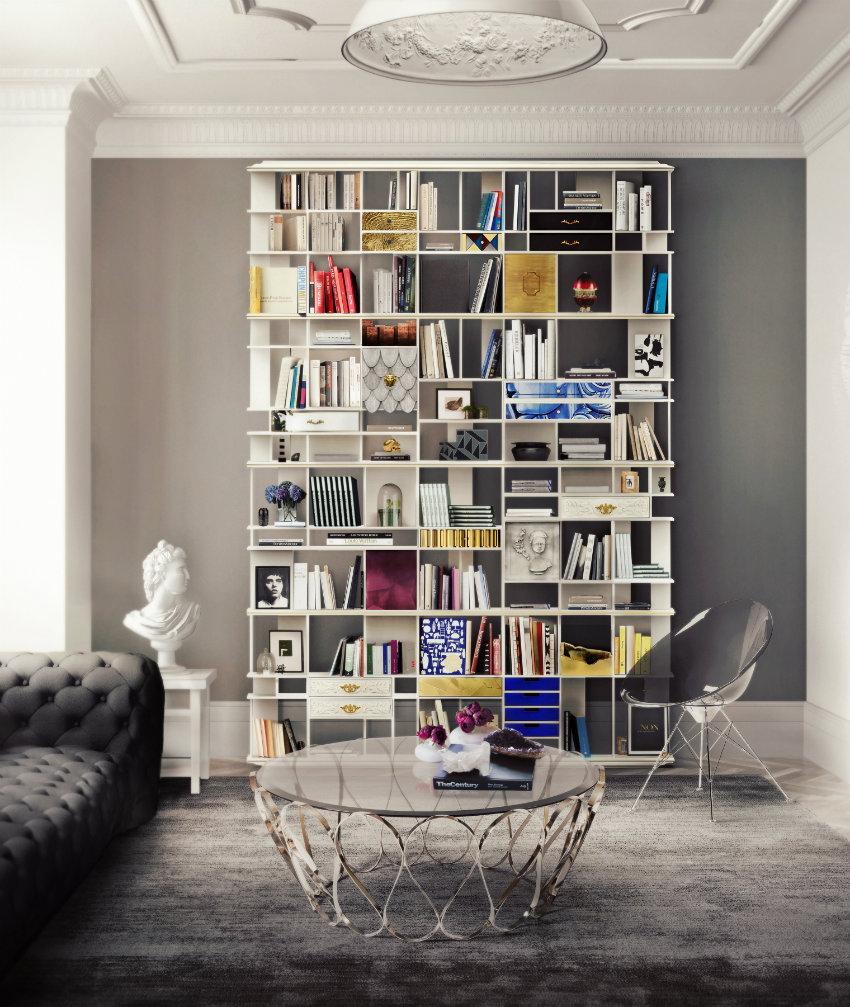 Top Deko Ideen für Bücherregale bücherregale Top Deko Ideen für Bücherregale coleccionista