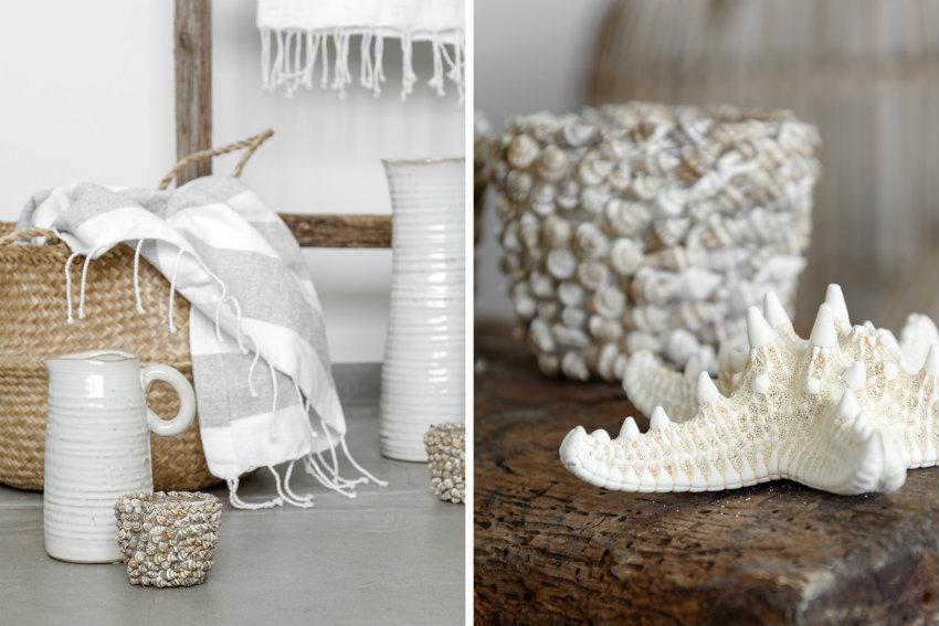 ideen für Ihr Badezimmer Dekorationsideen Dekorationsideen für Ihr Badezimmer muscheln im badezimmer dekorieren