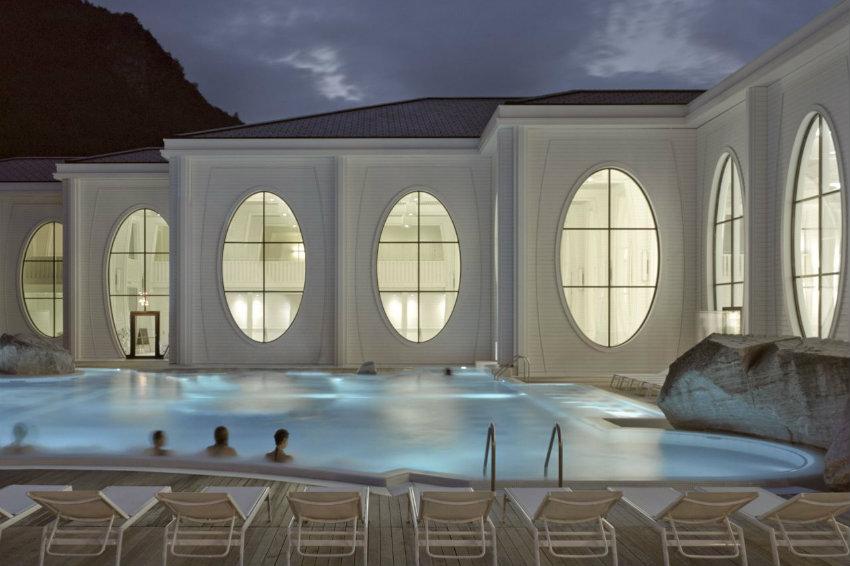 Tamina Baths - Himmel von Smolenicky & Partner Architecture gestaltet tamina Tamina Baths - Himmel von Smolenicky & Partner Architecture gestaltet 201111090301s