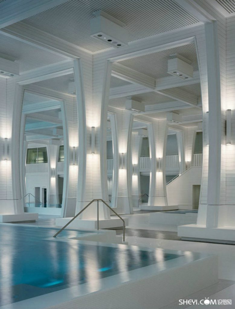 Tamina Baths - Himmel von Smolenicky & Partner Architecture gestaltet tamina Tamina Baths - Himmel von Smolenicky & Partner Architecture gestaltet 20141203145409316006