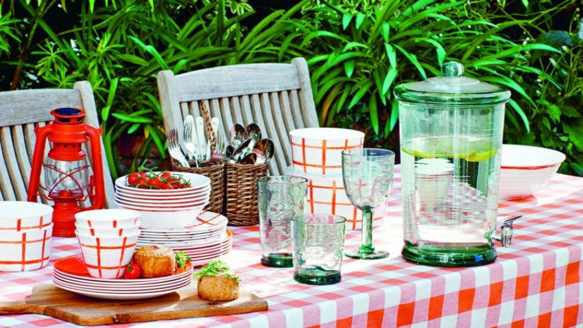 Dekorationsideen dekorationsideen Dekorationsideen für Ihre Grillparty Outdoor Veranstaltung Garten Laune