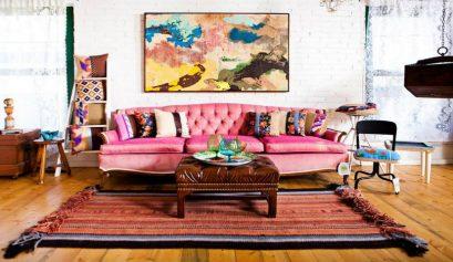 Die besten Sofa Designs im Boho Chic style für Ihr Zuhause