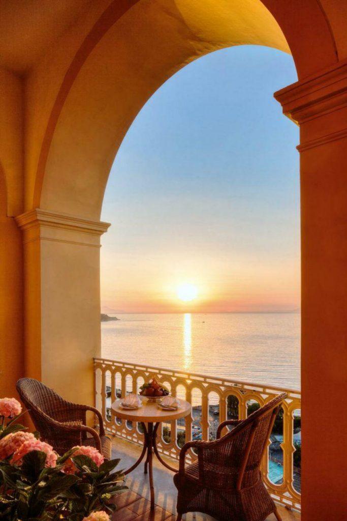10 Wohnideen für den Balkon wohnideen 10 Wohnideen für den Balkon grand hotel excelsior vittoria in sorrento