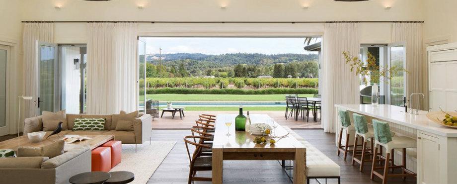 landhäuser 10 schöne Landhäuser, die Ihren Sommer inspirieren werden 007 vineyard view total concepts feature