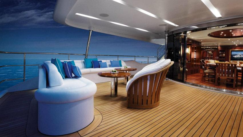 Das Leben auf einer Yacht luxusyacht Das Leben auf einer Luxusyacht Das Leben auf einer Luxusyacht 2