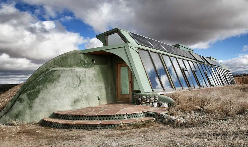 Gebäude aus Abfall - umweltfreundlich und modern gebäude aus abfall Gebäude aus Abfall - umweltfreundlich und modern Diese Geb  ude sind aus Abfall 2