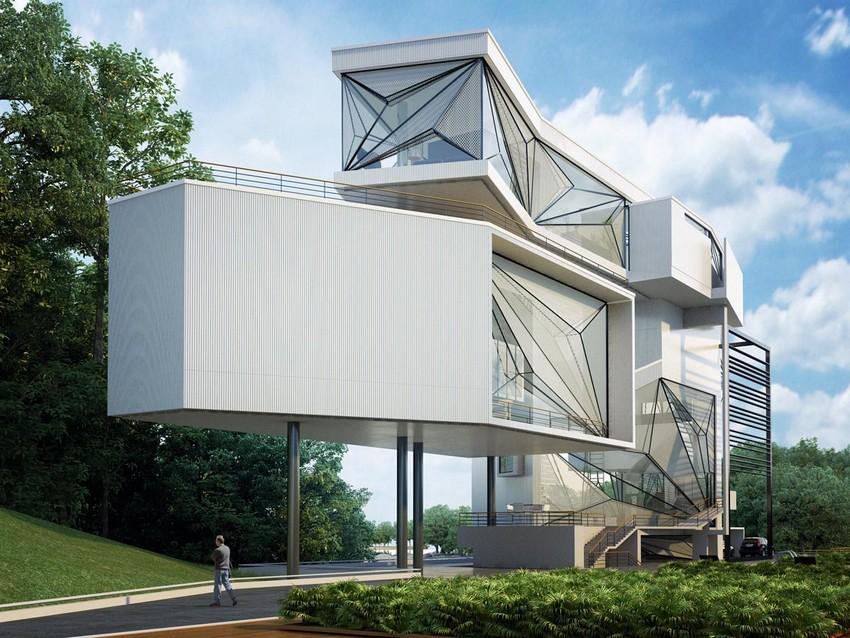 Gebäude aus Abfall - umweltfreundlich und modern gebäude aus abfall Gebäude aus Abfall - umweltfreundlich und modern Diese Geb  ude sind aus Abfall 6
